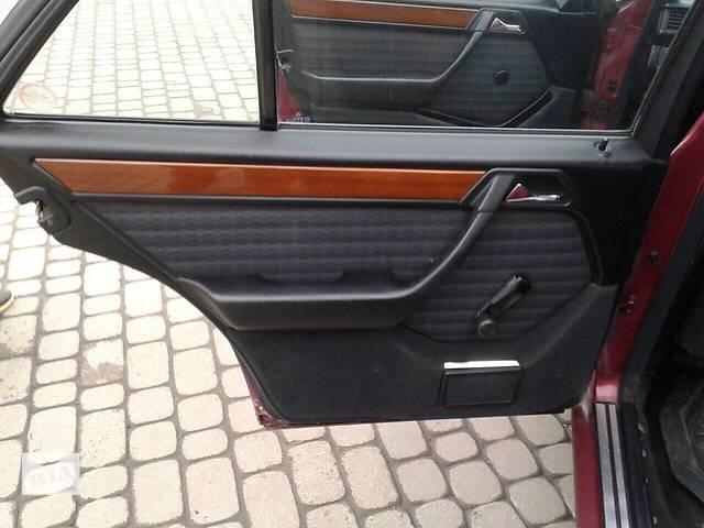 Б/у карта двери для легкового авто Mercedes 124- объявление о продаже  в Львове