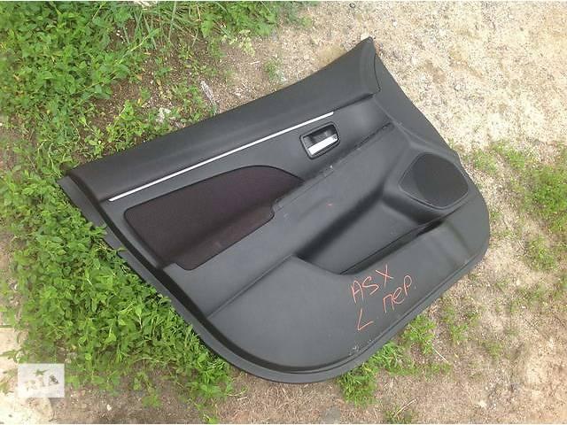 продам Б/у карта двери для легкового авто Mitsubishi ASX бу в Ровно
