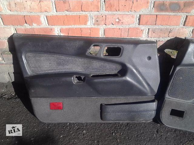 купить бу Б/у карта двери для легкового авто Mitsubishi Galant 1990 в Виннице
