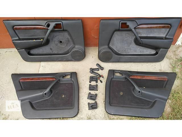 продам Б/у карта двери для легкового авто Opel Vectra A бу в Умани