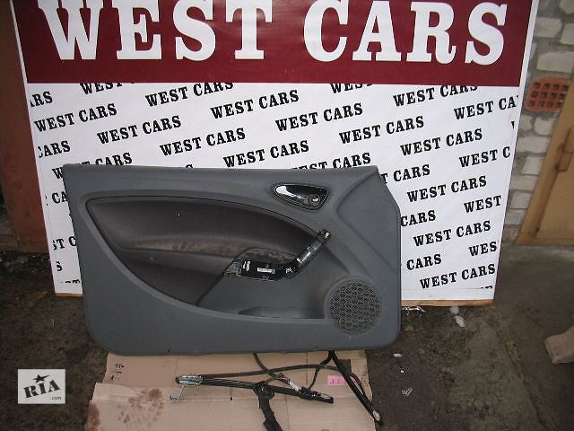 купить бу Б/у карта двери для легкового авто Seat Ibiza Hatchback (3d) 2011 в Луцке