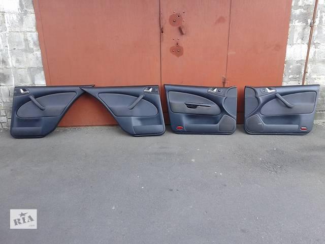 продам Б/у карта двери для легкового авто Skoda Octavia бу в Киеве