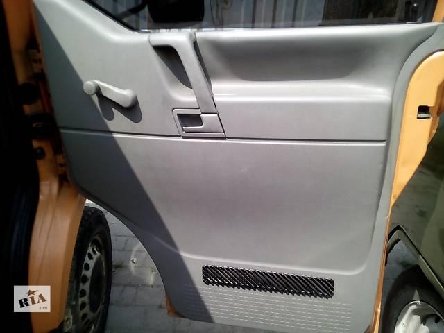 бу Б/у карта двери для легкового авто Volkswagen T4 (Transporter) в Ивано-Франковске