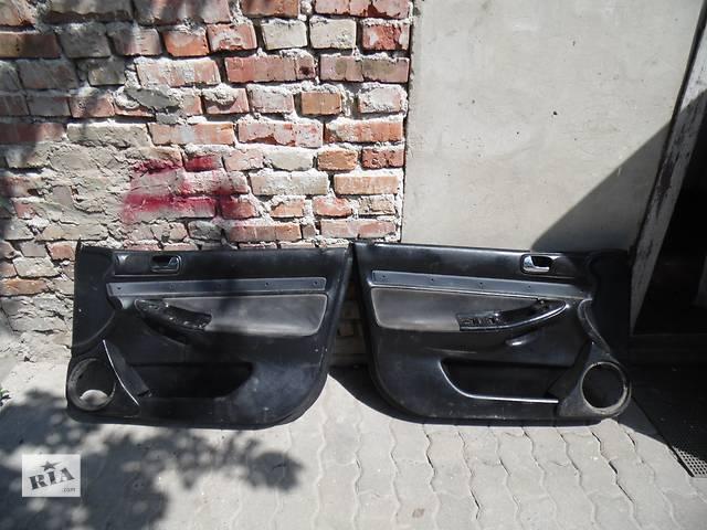 купить бу Б/у карта двери для седана Audi A4 в Дубно (Ровенской обл.)