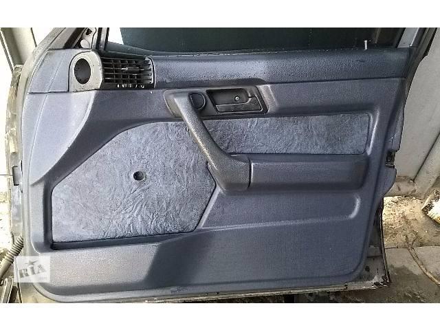 купить бу Б/у карта двери для седана BMW 525 Е 34 1993г в Киеве