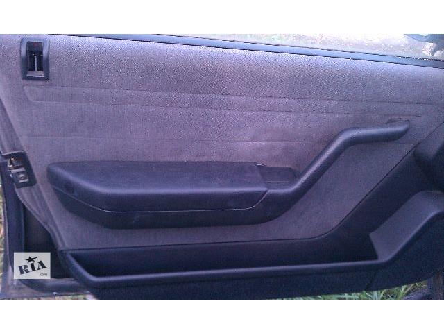 продам Б/у карта двери для седана Peugeot 605 1993 бу в Киеве