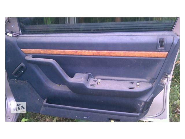 бу Б/у карта двери для седана Peugeot 605 1993 в Николаеве