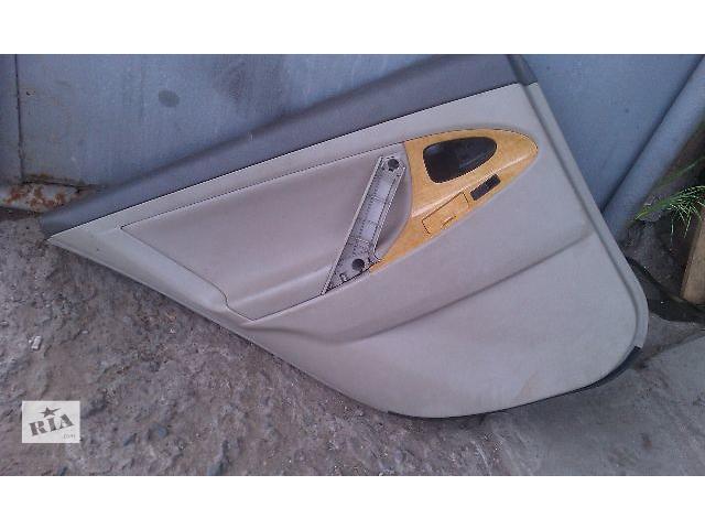 купить бу Б/у карта двери для седана Toyota Camry SV40 2007 в Киеве