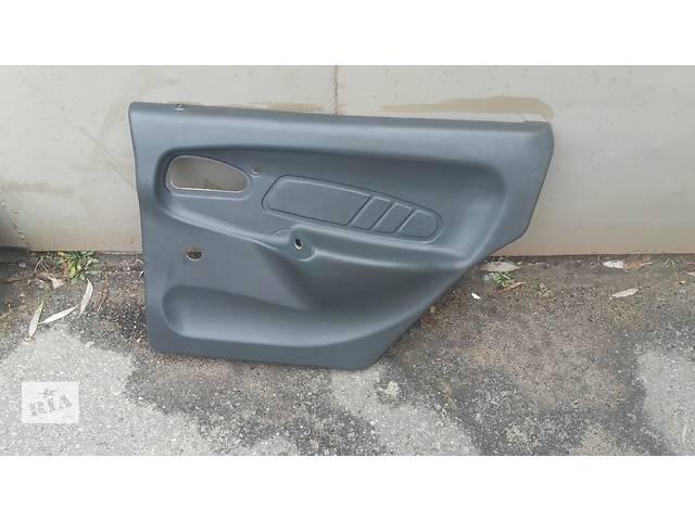 бу Б/у карта двери для седана ВАЗ 21015 в Полтаве