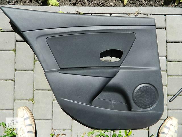 Б/у карта двери для универсала Renault Megane III- объявление о продаже  в Владимир-Волынском
