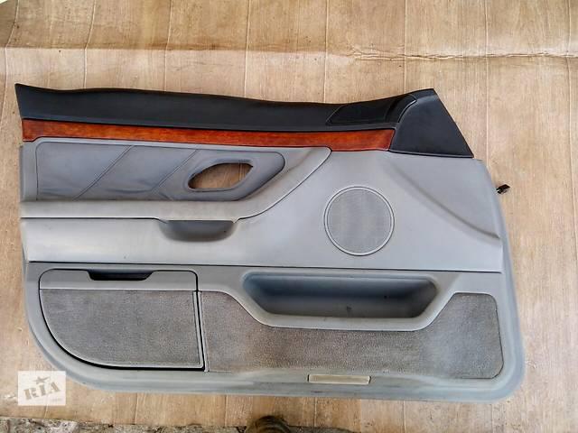 купить бу Б/у карта двери fl, fr,hl,hr для седана BMW 740 Е38 1995г в Киеве