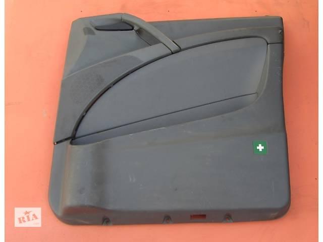 Б/у карта двери передней правая левая Mercedes Vito (Viano) Мерседес Вито (Виано) V639 (109, 111, 115, 120)- объявление о продаже  в Ровно