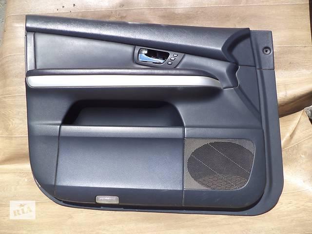 купить бу Б/у карта двери передняя левая 67620-48290-C1 для кроссовера Lexus RX 350 2007г в Киеве