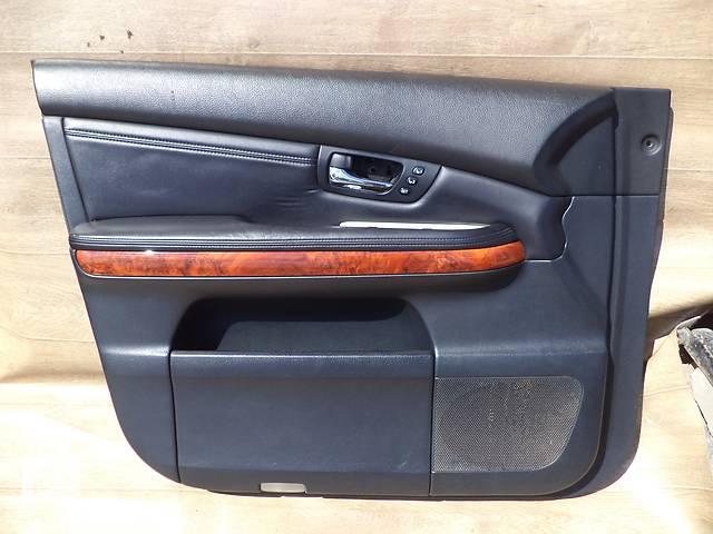 купить бу Б/у карта двери передняя левая 67620-48280-C1 для кроссовера Lexus RX 350 2007г в Киеве