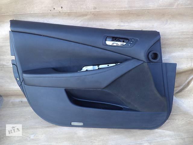бу Б/у карта двери передняя левая 67620-33B30-C1 для седана Lexus ES 350 2007г в Николаеве