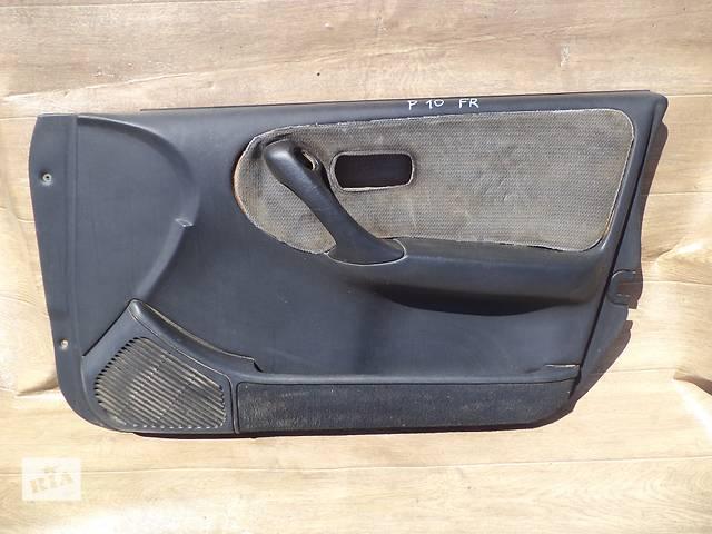 продам Б/у карта двери передняя левая 80901-3F311 и правая для седана Nissan Primera P10 1993г бу в Николаеве