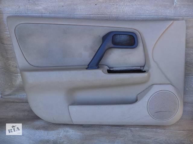 купить бу Б/у карта двери  передняя левая 80901-BE812 для седана Nissan Primera P11 2000г в Киеве