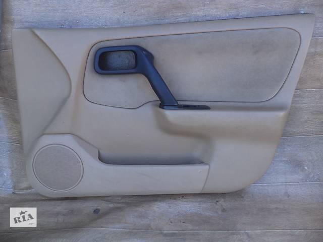 Б/у карта двери передняя правая 80900-BE822 для седана Nissan Primera P11 2000г- объявление о продаже  в Николаеве