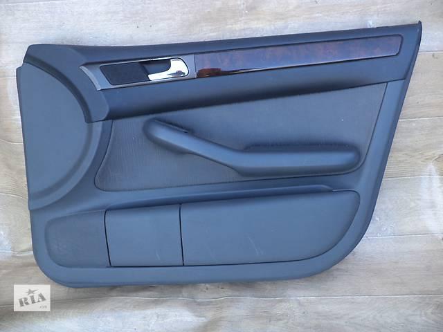 бу Б/у карта двери передняя правая 4B1 867 103 GNC для универсала Audi A6 C5 1999г в Николаеве
