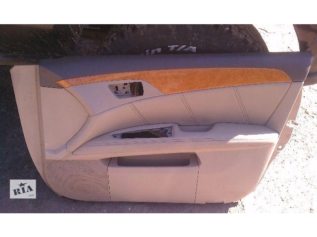 купить бу Б/у карта двери передняя и задняя правая для седана Toyota Avalon 2006 в Киеве