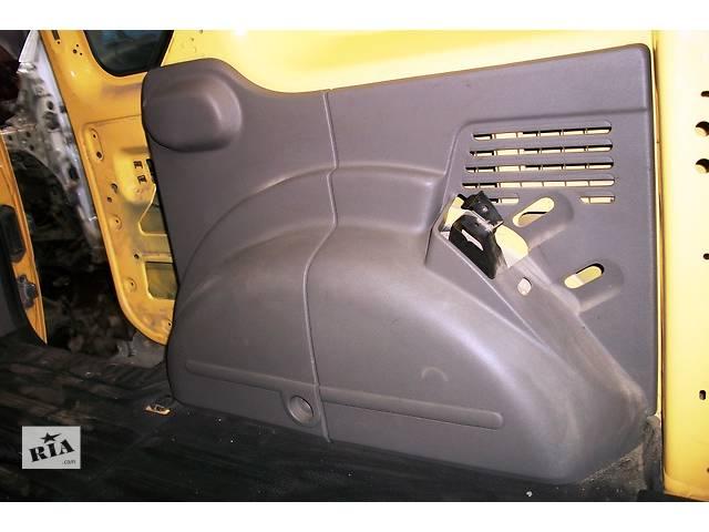 Б/у Карта двери Renault Kangoo Кенго 1,5 DCI К9К 2008-2012- объявление о продаже  в Рожище
