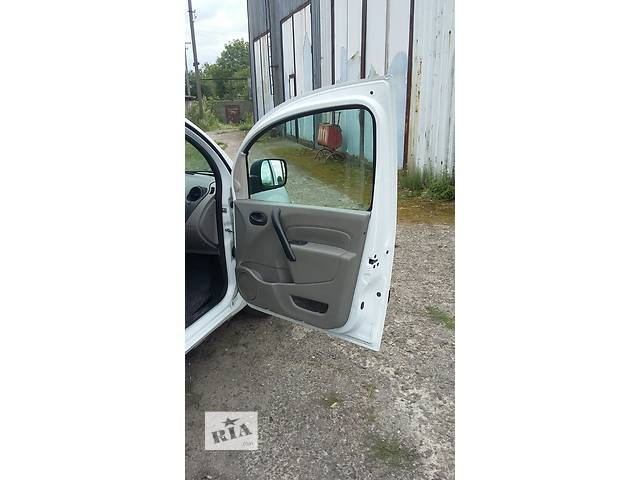 купить бу Б/у Карта двери, салона багажника Renault Kangoo Рено Кенго Канго 1,5 DCI в Луцке