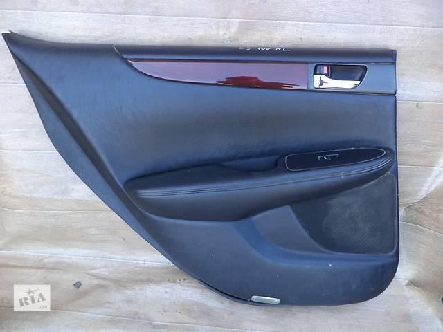 купить бу Б/у карта двери задняя левая 67640-33670-C1 для седана Lexus ES 300 / 330 2002-2006г в Николаеве