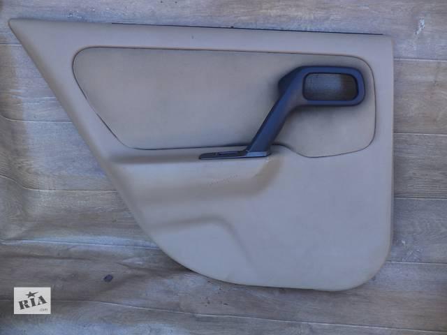 Б/у карта двери задняя левая 82901-9F672 для седана Nissan Primera P11 2000г- объявление о продаже  в Николаеве