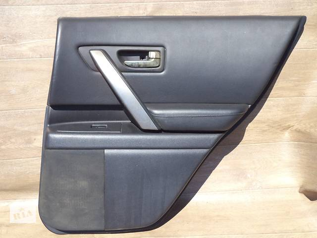Б/у карта двери задняя правая 82900-CL70B для кроссовера Infiniti FX 35 2007г- объявление о продаже  в Киеве