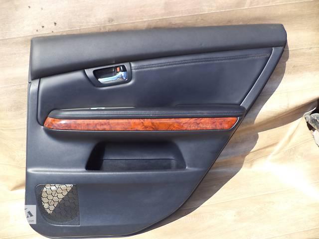 Б/у карта двери задняя правая 67630-48240-C1 для кроссовера Lexus RX 350 2007г- объявление о продаже  в Киеве