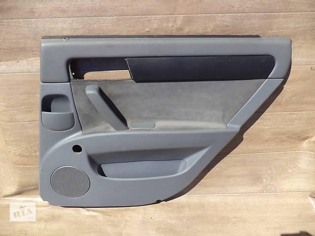 продам Б/у карта двери задняя правая для седана Chevrolet Lacetti 2007г бу в Киеве