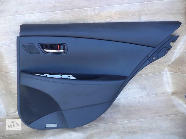 купить бу Б/у карта двери задняя правая 67630-33790-C1 для седана Lexus ES 350 2007г в Киеве