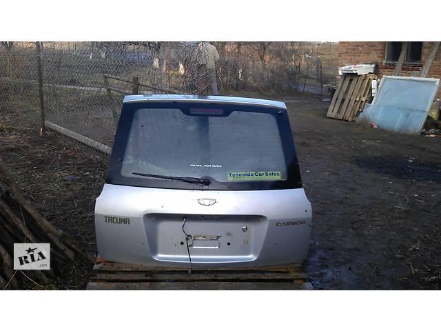 продам Б/у карта крышки багажника для легкового авто Chevrolet Tacuma бу в Львове