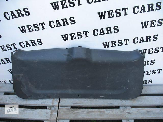 продам Б/у карта крышки багажника для легкового авто Kia Carens 2007 бу в Луцке