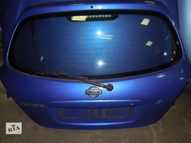 продам Б/у карта крышки багажника для легкового авто Nissan Almera N16 (2005) бу в Ровно