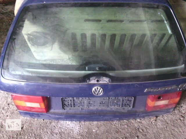 продам Б/у карта крышки багажника для легкового авто Volkswagen Passat B4 бу в Ковеле