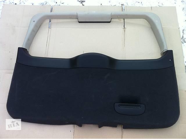 бу Б/у карта крышки багажника для универсала Opel Astra G в Виннице