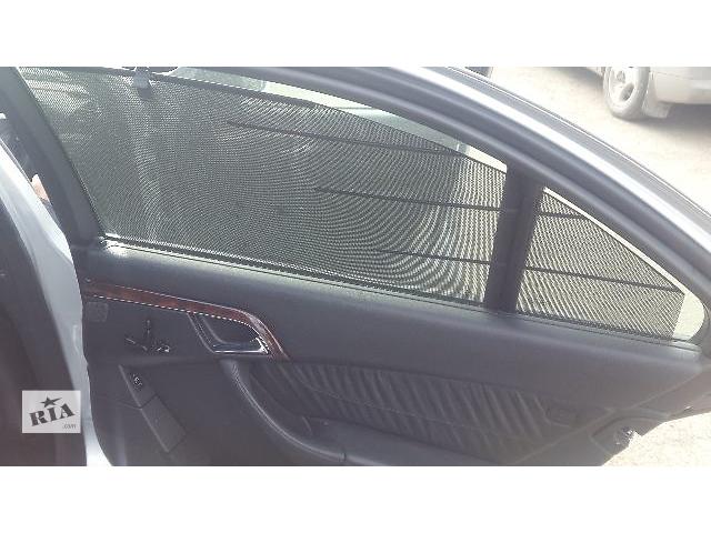 купить бу Б/у карта салона для легкового авто Mercedes S-Class Шторки задние лонг в Львове