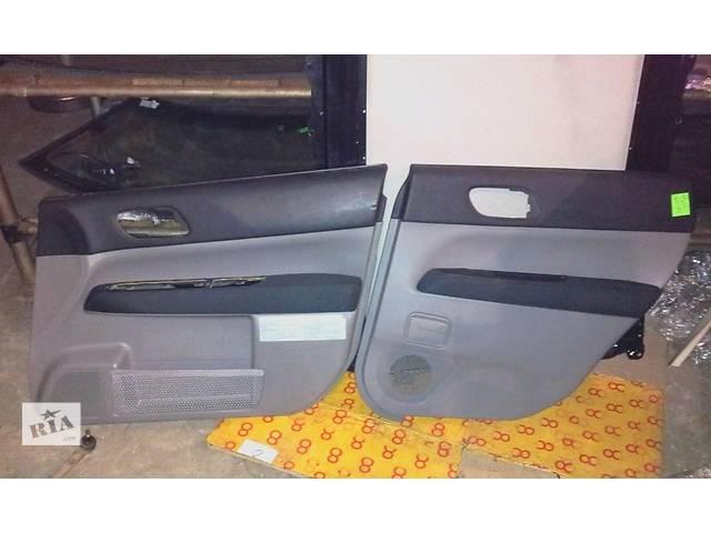 продам Б/у карты дверей для кроссовера Subaru Forester бу в Днепре (Днепропетровске)