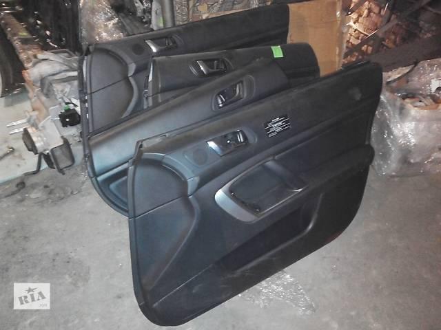 бу Б/у карты дверей для седана Subaru Legacy в Днепре (Днепропетровске)