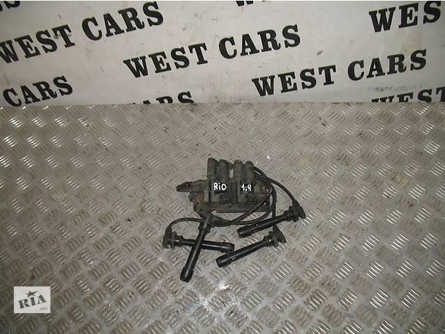 бу Б/у катушка зажигания для легкового авто Kia Rio 2006 в Луцке