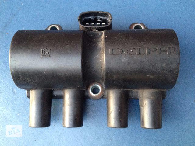продам Б/у катушка зажигания для легкового авто Opel Combo 1.6 (19005241) бу в Луцке