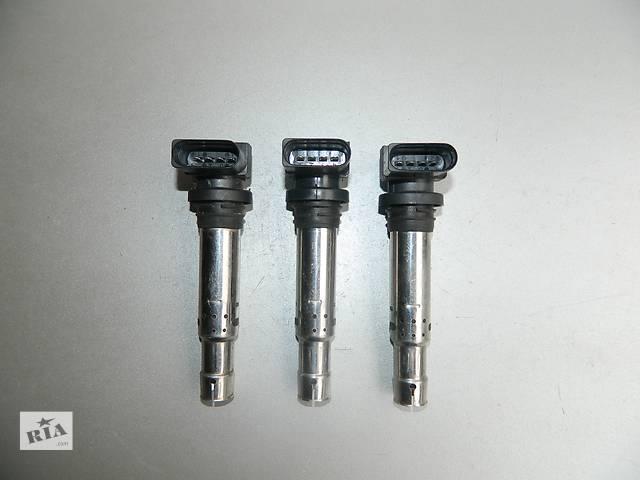 купить бу Б/у катушка зажигания для легкового авто Volkswagen Golf V 1.4,1.6FSi,TSi 2003-2008г. в Буче (Киевской обл.)