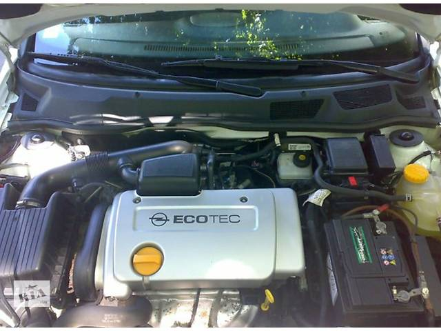 купить бу Б/у катушка зажигания z16xe для легкового авто Opel Astra G в Киеве