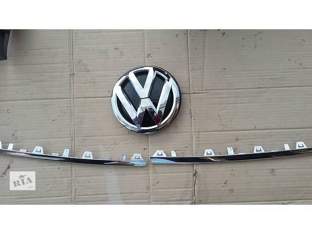 купить бу Б/у хромированные накладки для легкового авто Volkswagen T6 (Transporter) в Баре
