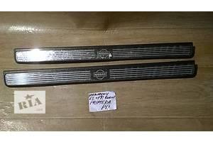 б/у Хромированные накладки Nissan Primera