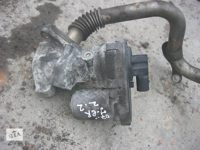 купить бу Б/у клапан egr Peugeot Boxer 2.2 hdi 2006- в Ровно
