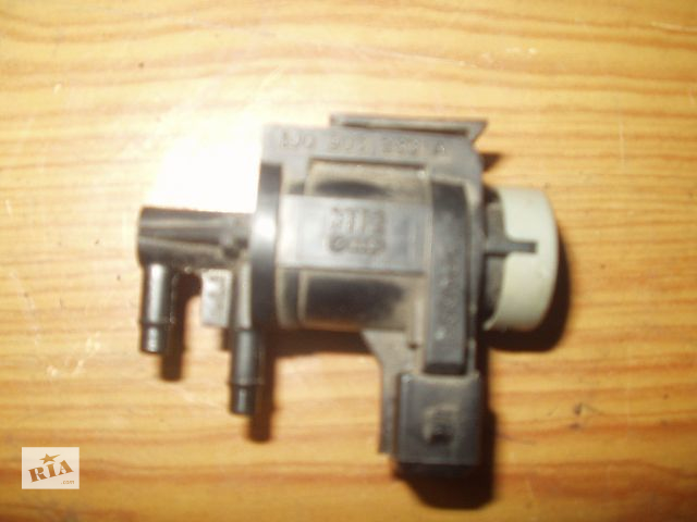Б/у Клапан рециркуляции воздуха Volkswagen Passat B 5 , кат № 1J0906283A , USA хорошее состояние , доставка , гарантия .- объявление о продаже  в Тернополе