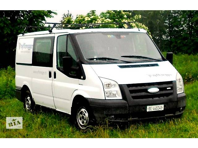 Б/у клык бампера для автобуса Ford Transit Форд Транзит с 2006г.- объявление о продаже  в Ровно