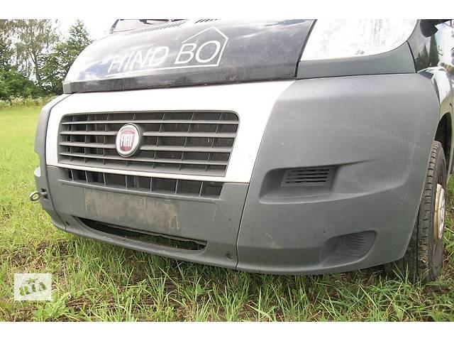 Б/у клык бампера для автобуса Peugeot Boxer (3) Боксер Джампер Дукато с 2006г.- объявление о продаже  в Ровно